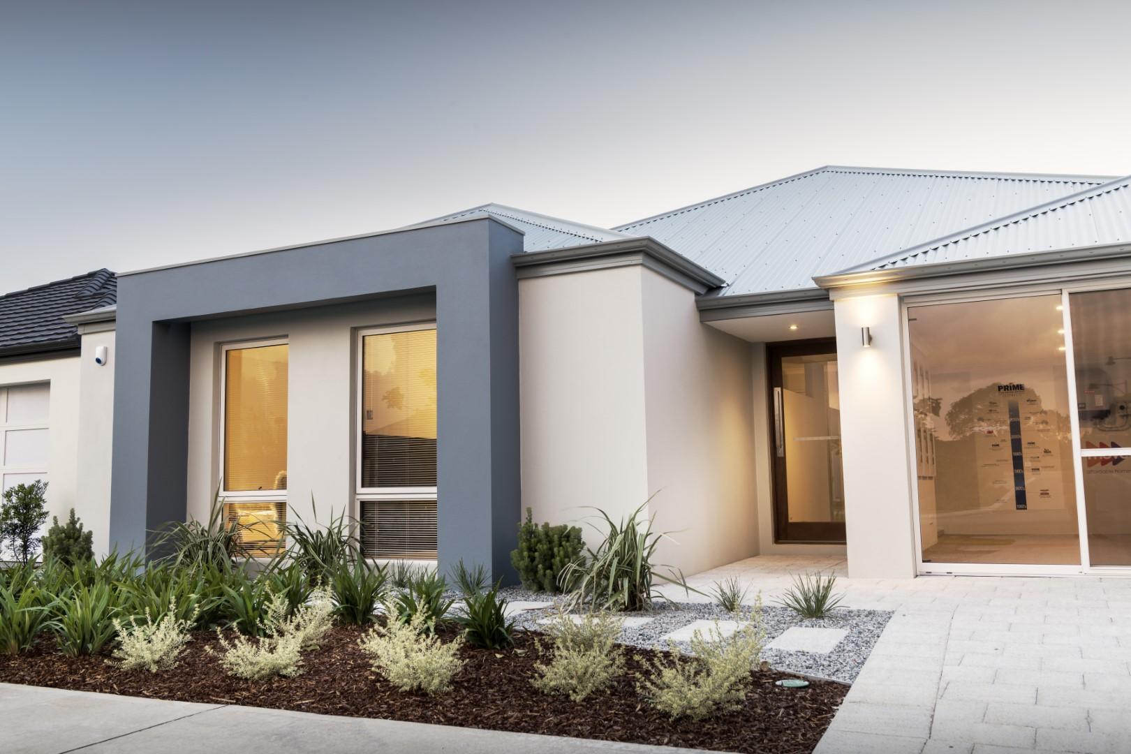 The Navarino – Bayswater. Bright, eco-friendly home and land package